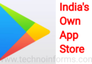India to launch its app store