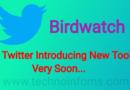 Twitter is introducing Birdwatch tool
